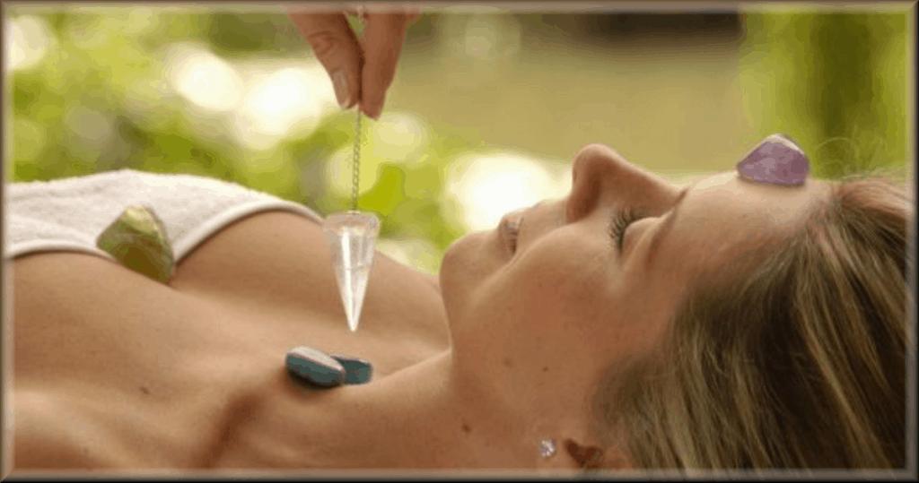 crystal healing crystals