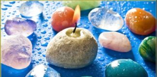 chakra stones crystals