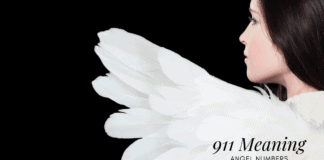 911 Meaning angel number
