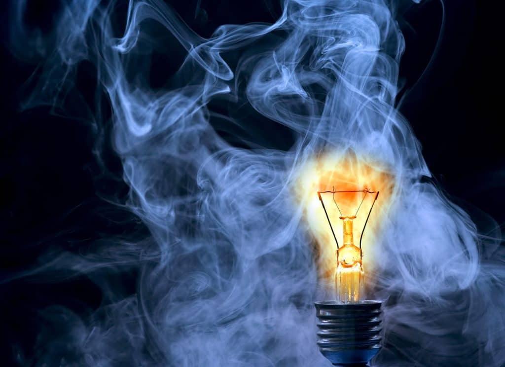 The Focus Affect of sage burning